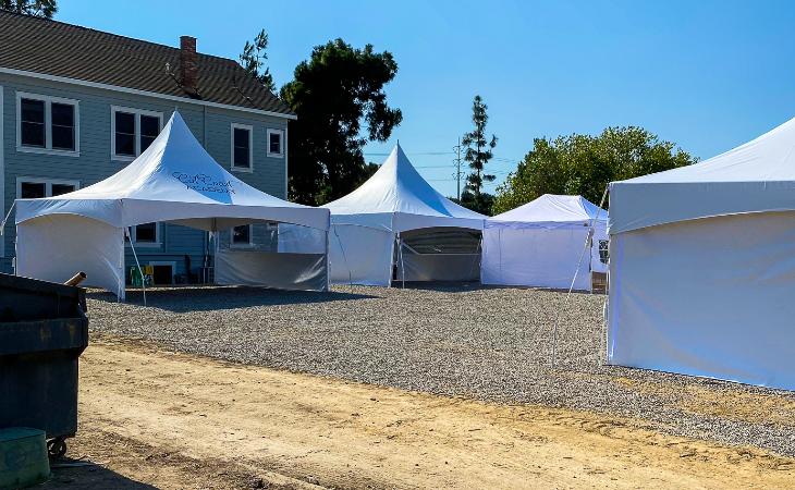 Cal Coast Classroom Tent