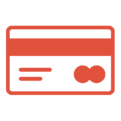 image of a credit card