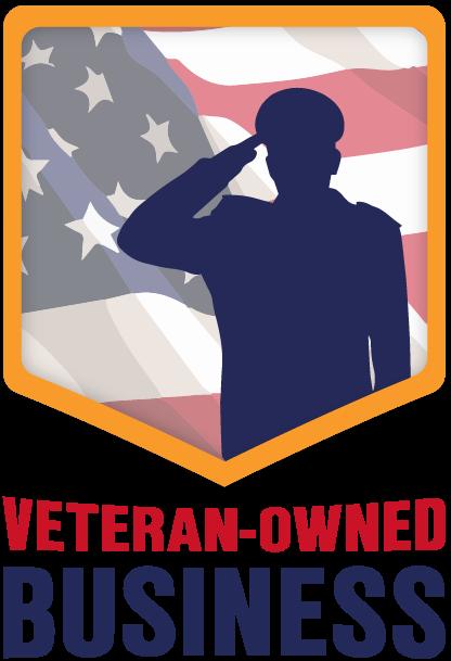 veteran-owned business badge